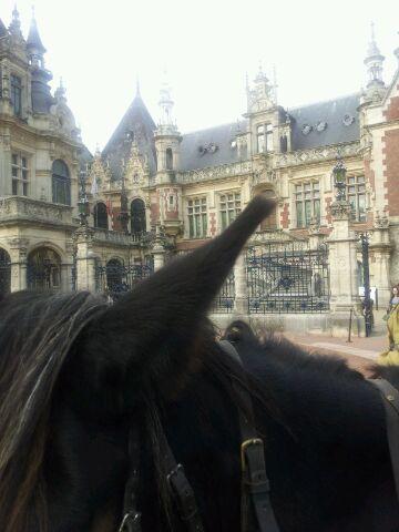 Le palais de la Bénédictine à Fécamp (Photo Jean Poitevin)