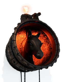 Lamp design nr. 001