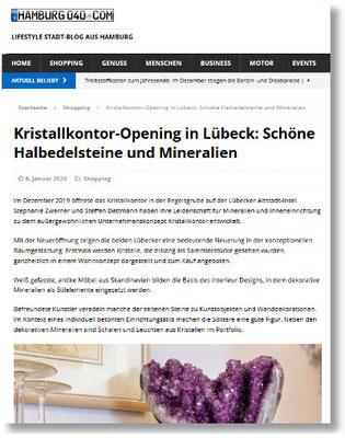 Lifestyle Blog - Kristallkontor