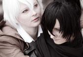 No 6: Shion & Nezumi