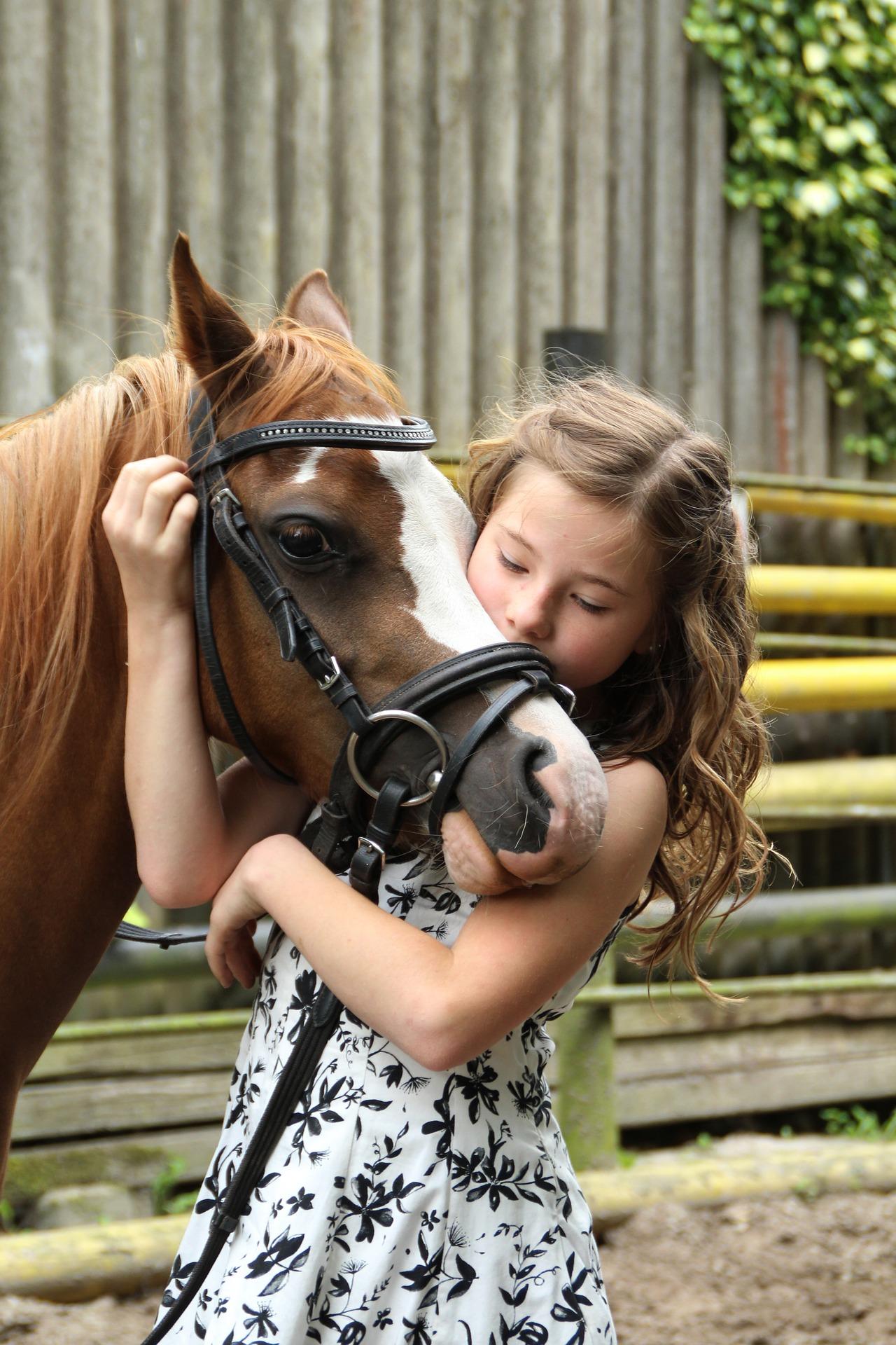 Est-ce-que votre poney est totalement sécuritaire pour un enfant ?
