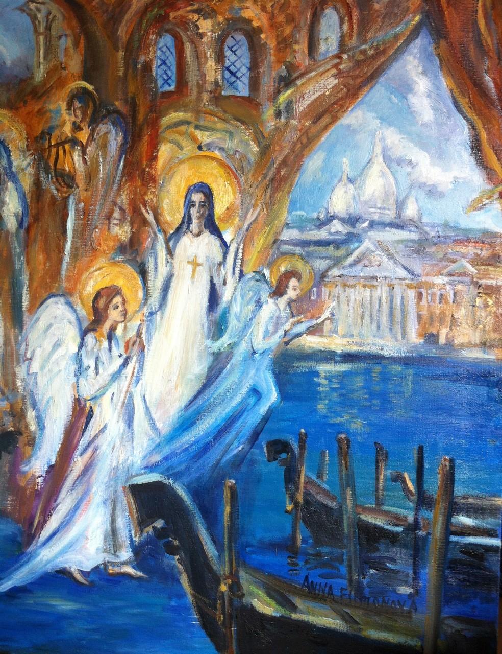 Anna FILIMONOVA_Anges de Venise