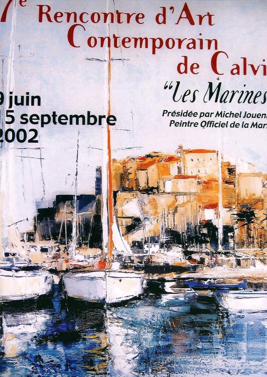 Michel Jouenne - Affiche 2002
