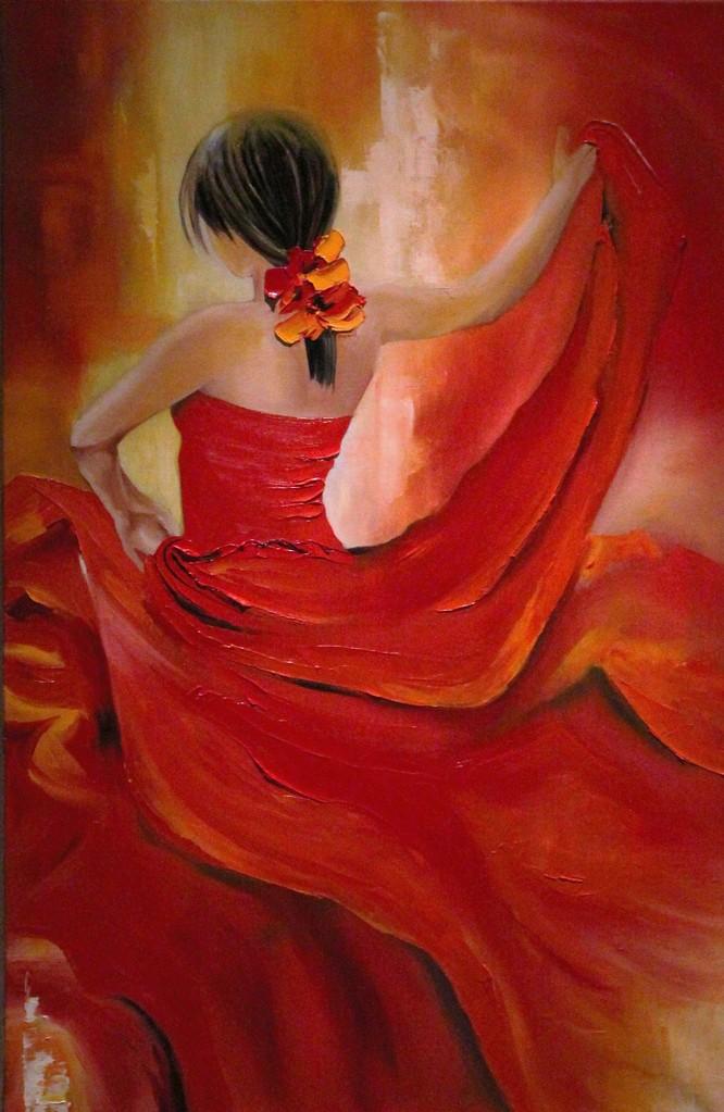 """""""Flamenca"""" - Anne-Marie Rocca Serra"""
