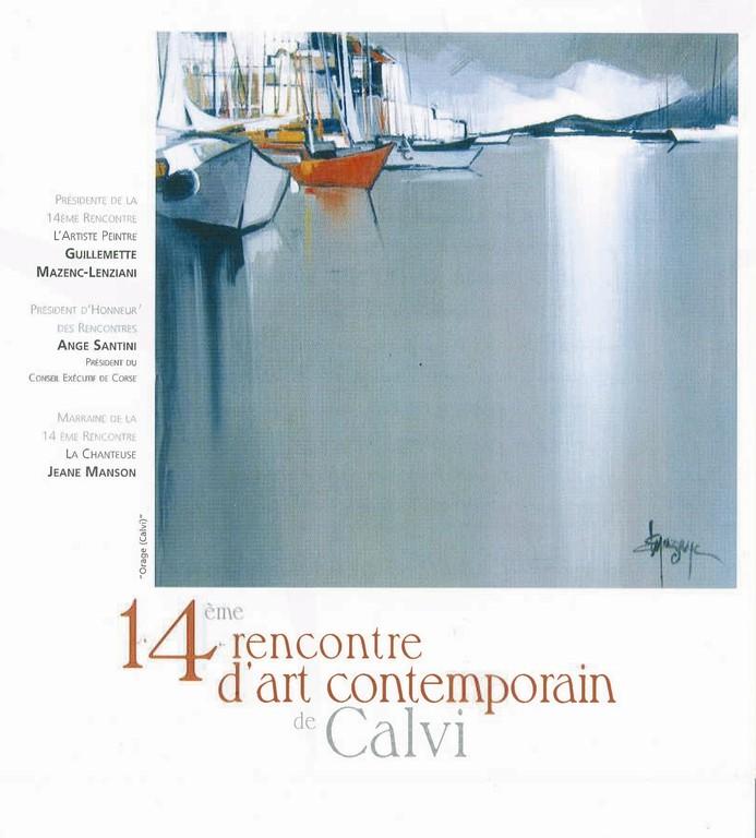 Guillemette Mazenc - Affiche 2009