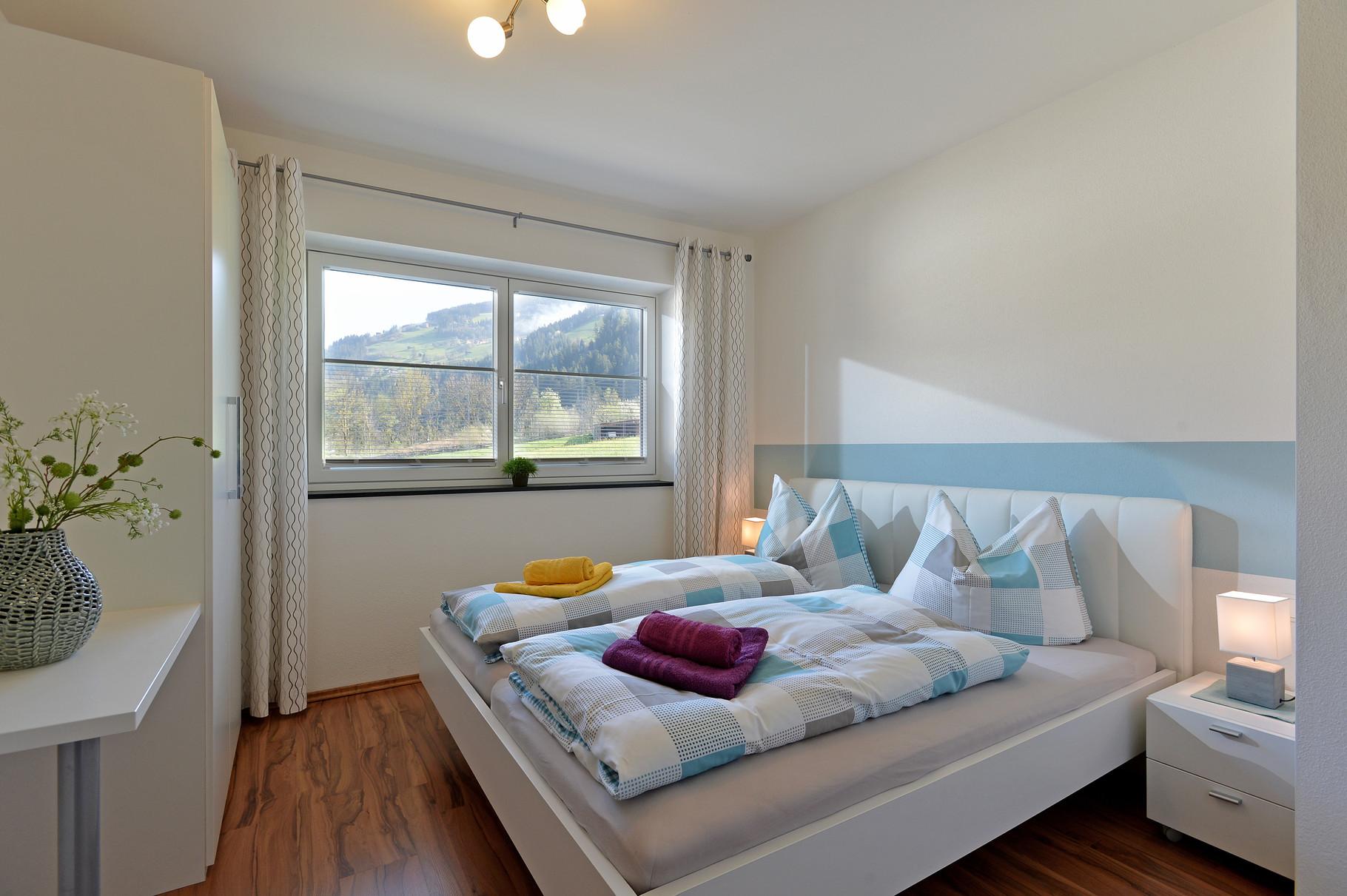 Doppelzimmer Apartment Sonnalm - Apart Rauch Ramsau im Zillertal