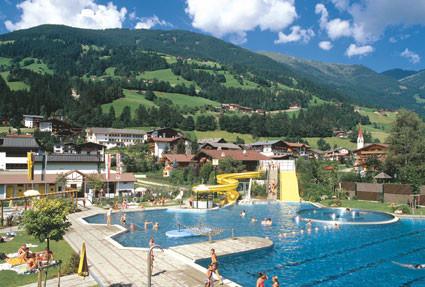 Sommerwelt Hippach - freier Eintritt für unsere Gäste © TBV Hippach-Mayrhofen