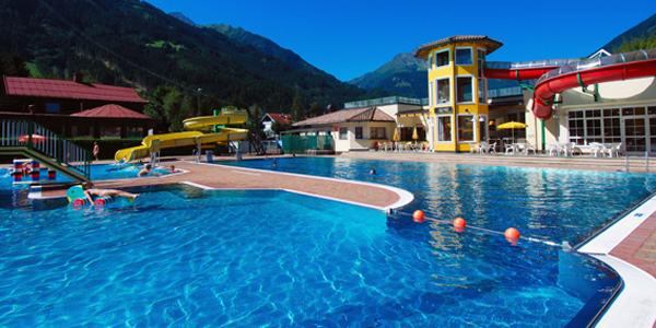 Freibad Mayrhofen - freier Eintritt für unsere Gäste