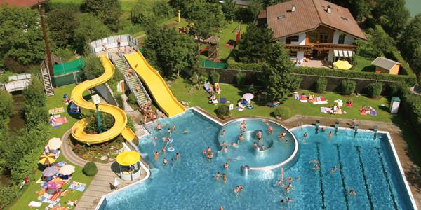 Sommerwelt Hippach, freier Eintritt für unsere Gäste © TVB Hippach-Mayrhofen