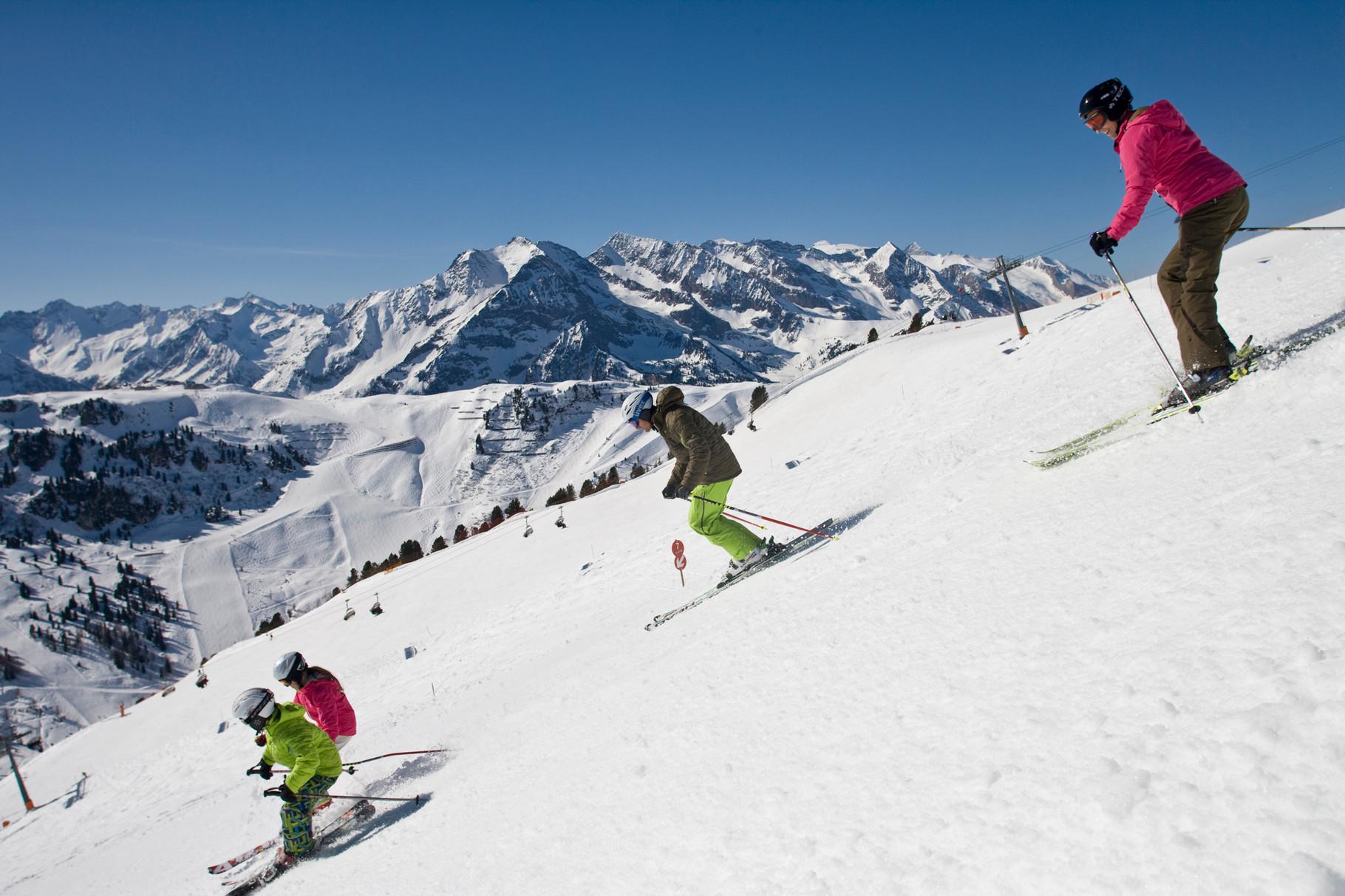 Skifahren im Zillertal © Zillertal Tourismus GmbH