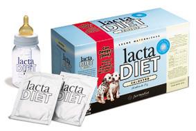 Lactadiet leche maternizada con calostro y Omega 3 cachorros