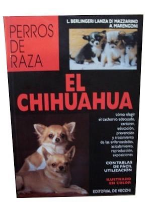 Foto de libro chihuahua