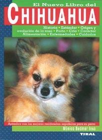 Foto libro del chihuahua