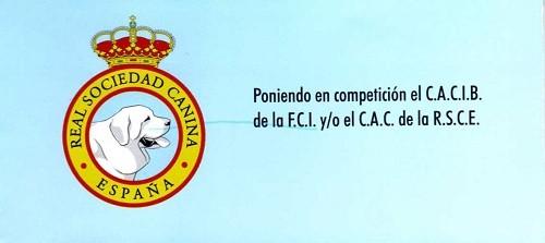 Imagen Real Sociedad Canina de España (R.S.C.E.) Calendario 2014 de exposiciones de campeonato de morfologia canina