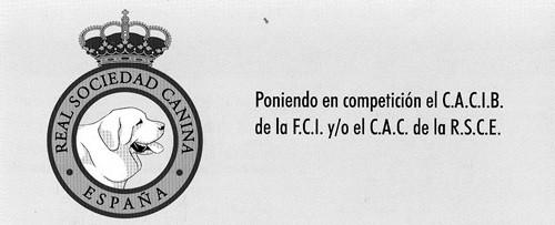 Imagen Real Sociedad Canina de España (R.S.C.E.) Calendario 2015 de exposiciones de campeonato de morfologia canina