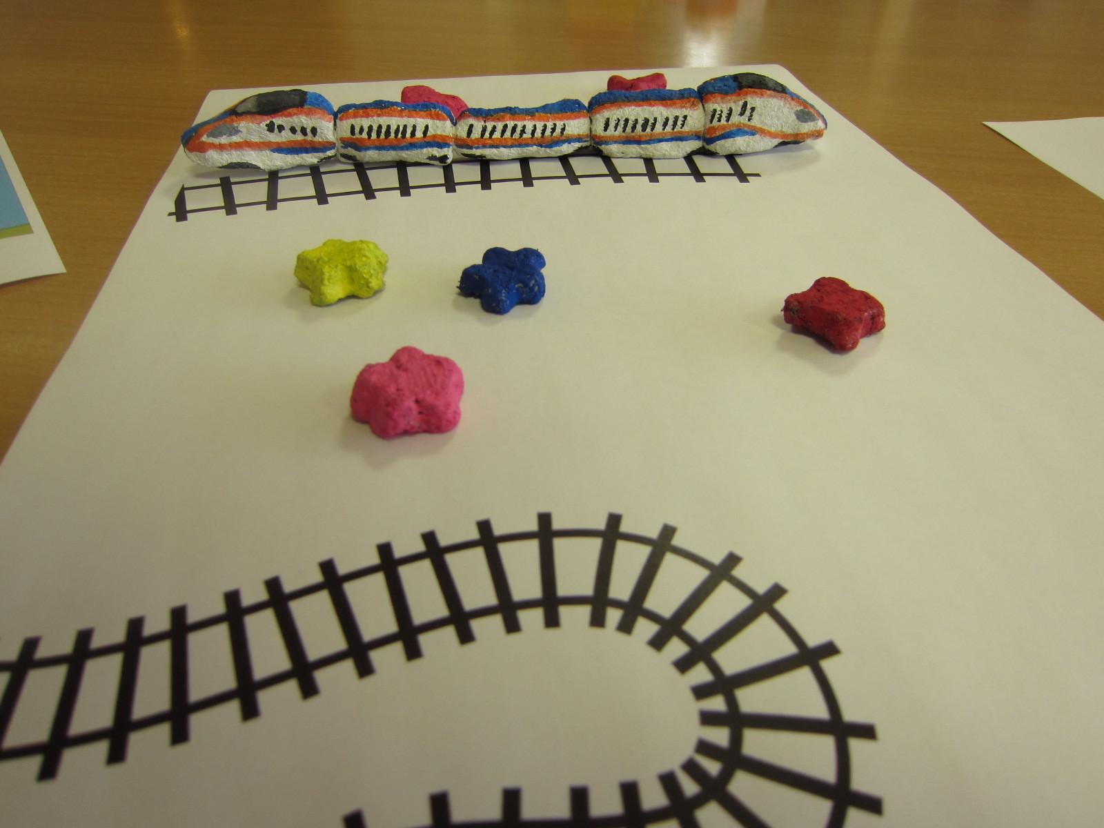 ⑩ 新幹線はくたかが雪の「頸城平野」を疾走