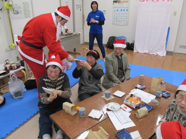 田中サンタからのクリスマス・プレゼントに、若かりし頃を思い出す皆さん