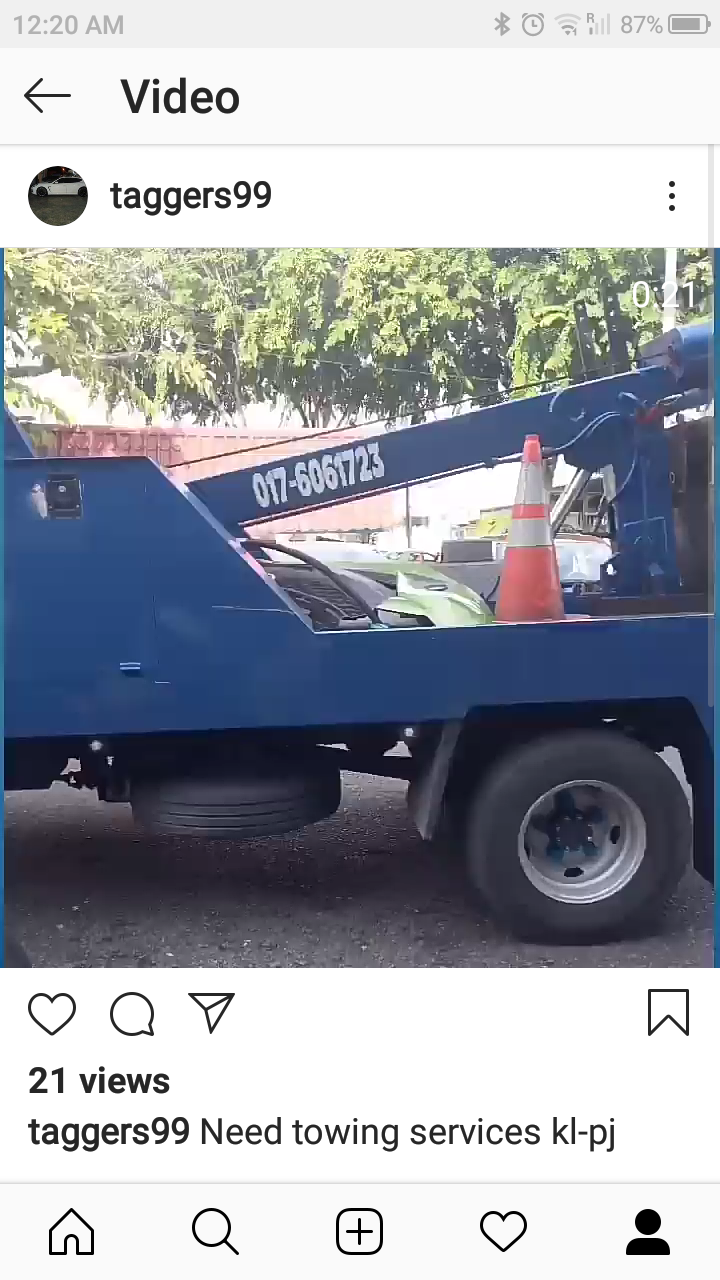 Need towing services in kl and pj area