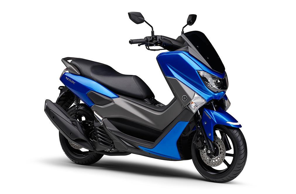 NMAX ビビッドパープリッシュブルーカクテル5(ブルー) メーカー希望小売価格 351,000円 [消費税8%含む](本体価格 325,000円)