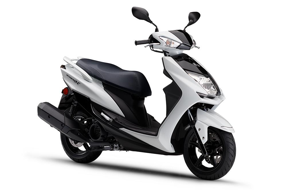 シグナスX SR ラジカルホワイト(ホワイト) メーカー希望小売価格  318,600円 [消費税8%含む] (本体価格 295,000円)