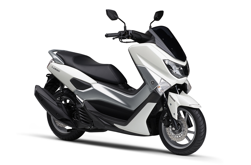 NMAX ホワイトメタリック6(ホワイト)メーカー希望小売価格 351,000円 [消費税8%含む](本体価格 325,000円)
