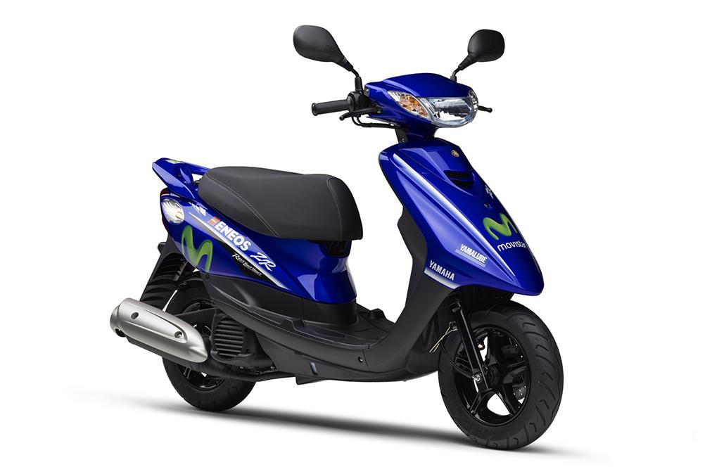 JOG ZR  限定モデル ディープパープリッシュブルーメタリックC (ブルー)