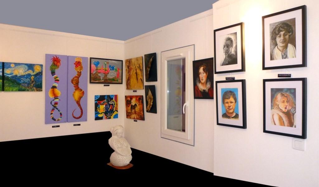Atelier Galerie Amblainville 60110