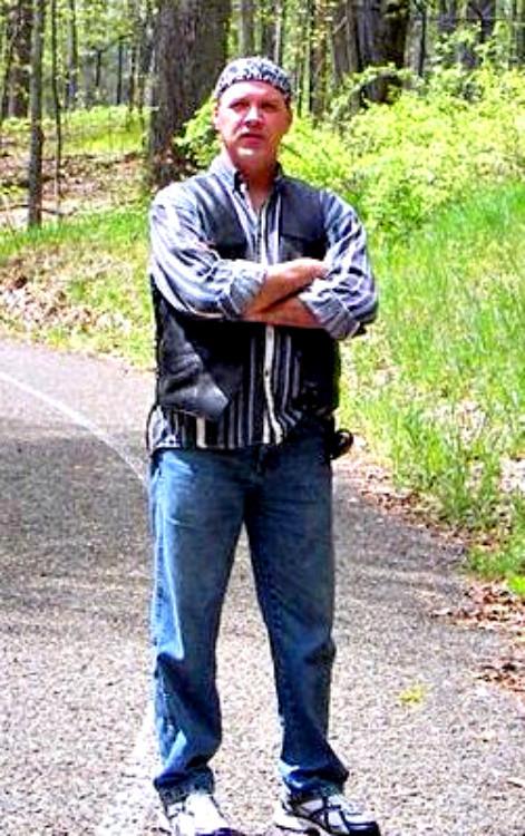 Dwayne - Jenni's Father