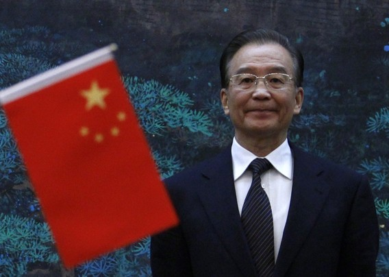 Pontus Lundahl/AFP/Getty Images -  China's Prime Minister Wen Jiabao – in his final months in office – is pushing for new reforms, including calling for a breakup China's powerful state banking monopoly and giving foreign companies more access to governme