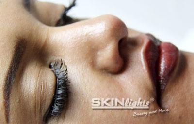 Permanent Make-up dauerhafte Lippen / © katja junius - skinlights.de