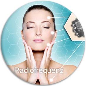 Radiofrequenz Gesicht und Körper Behandlung