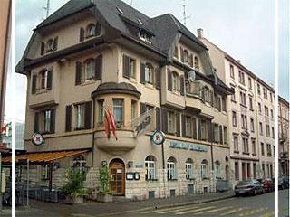 Restaurant Bundesbahn Aussenansicht