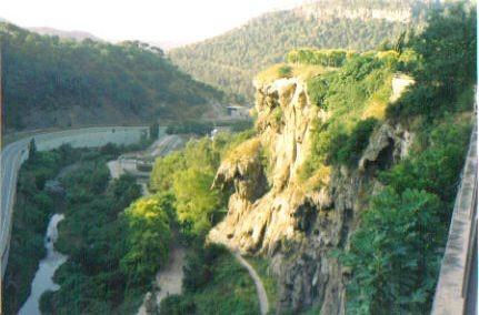 Cuevas del Capello,tiempo de los Neatdentales