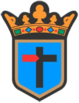Logotipo Santa Veracruz y Confalón