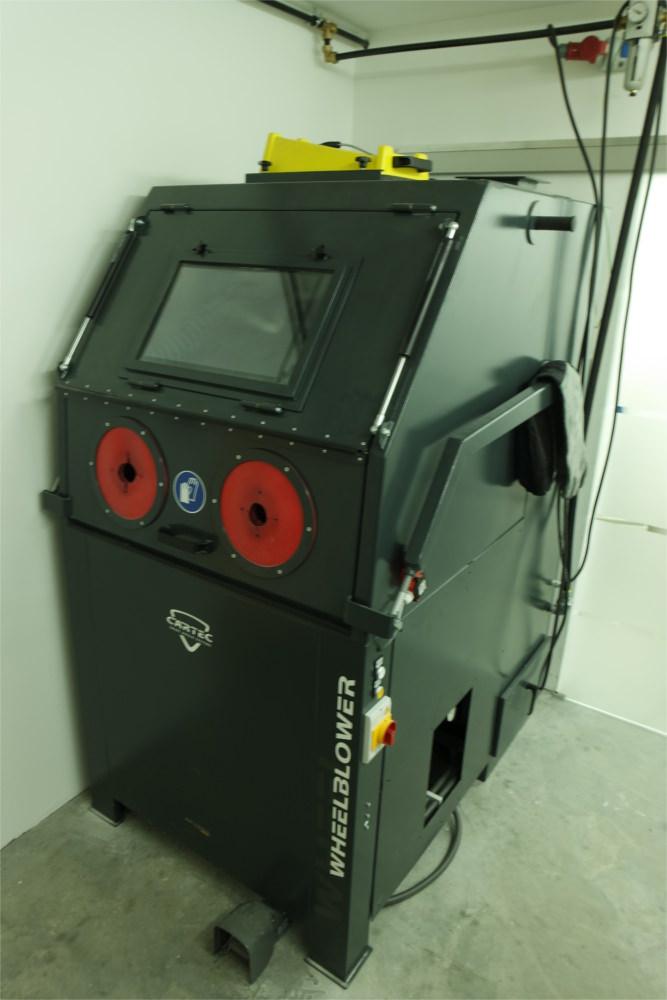 Wheelblower als unverzichtbarer Helfer bei der Felgenreparatur