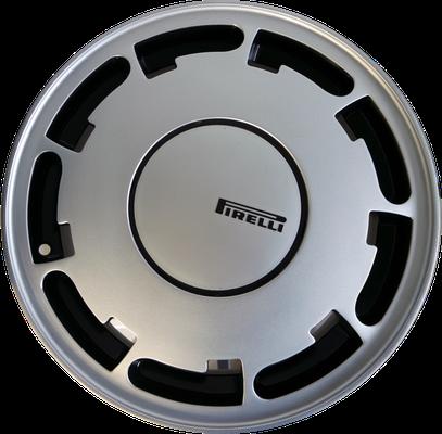 Pirelli-Felge Draufsicht