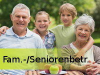 Familien und Seniorenbetreuung