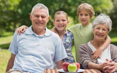 Familienbetreuung und Seniorenbetreuung