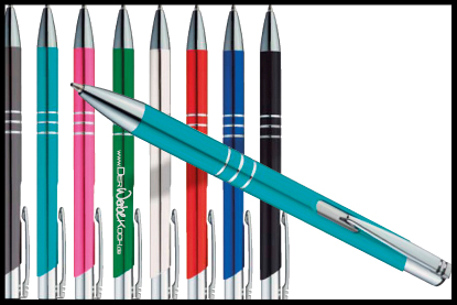 Kugelschreiber bedruckt von DerWerbeKoch