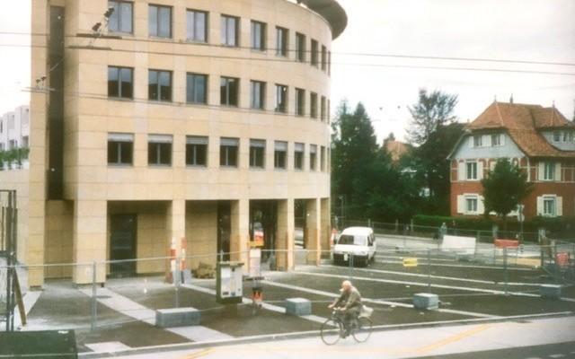 Eingang 2000