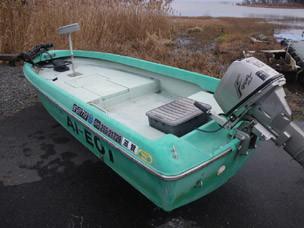 マリーナフレンズレンタルボート アカシヨット E450