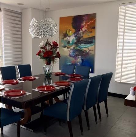 ¿Buscas obras fantásticas de gran colorido que alegrarán tu hogar?