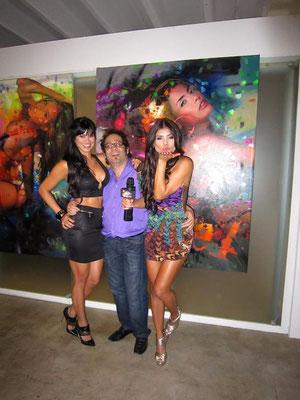 Latin Angels :: Wynwood Art District :: Rafael Espitia