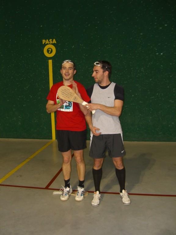 Stephane et Hervé.