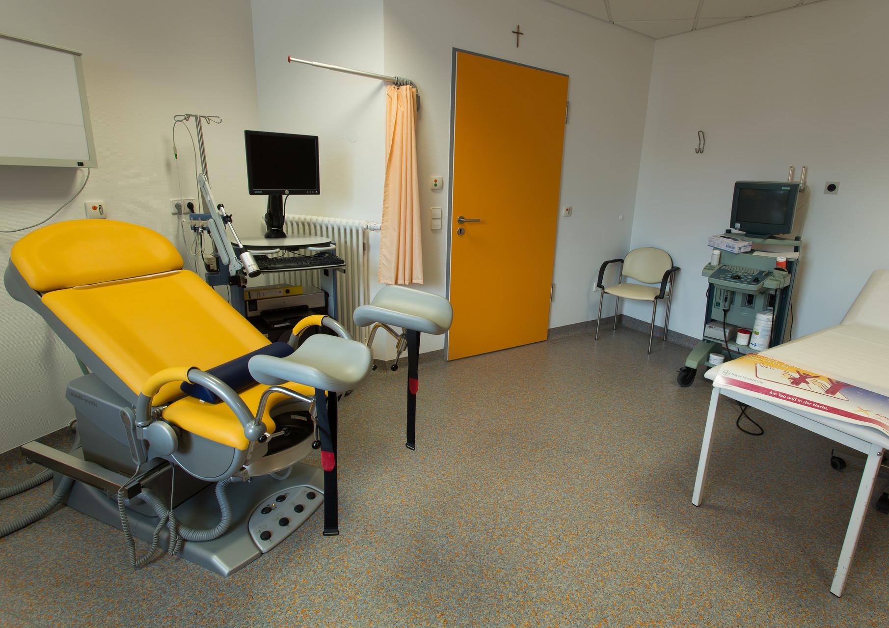 Cystoskopie, Ultraschall, Urodynamik