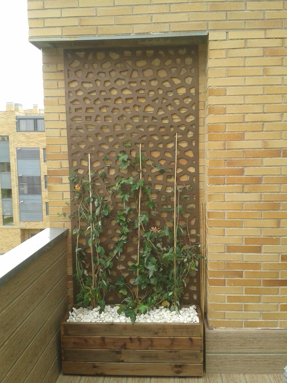 Jardineras y Maceteros, al Autoclave (varias medidas)