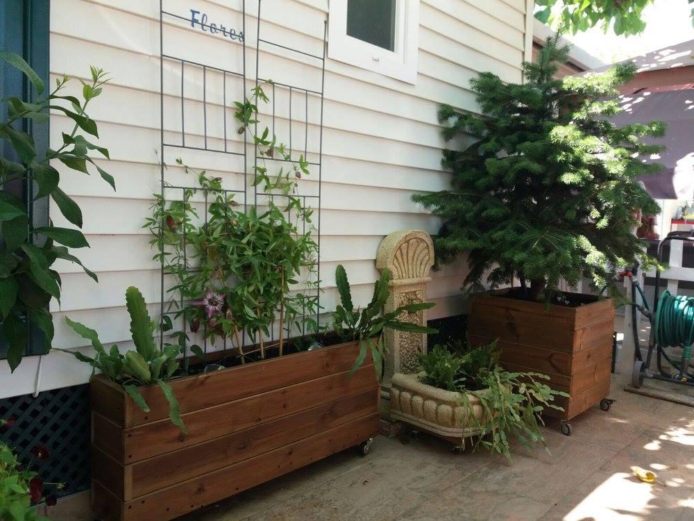 Jardineras y Maceteros al Autoclave