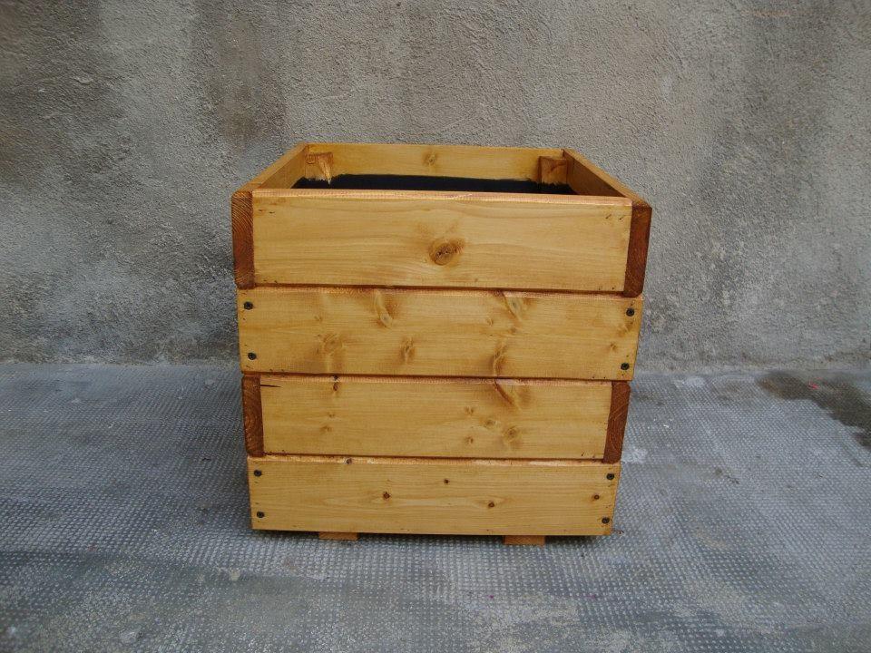 Maceteros a medida jardineras de madera - Jardineras a medida ...