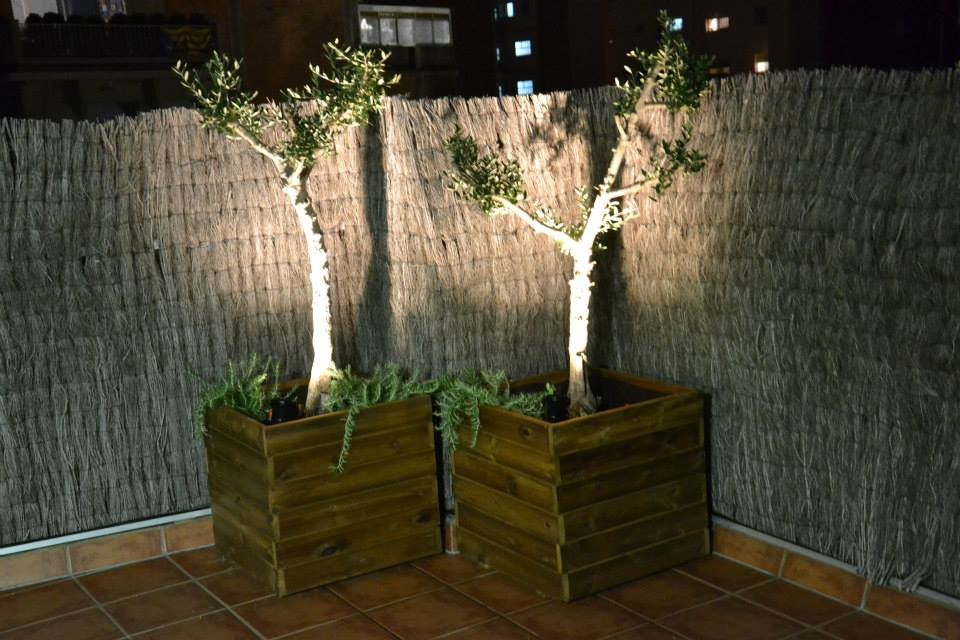 Jardineras al Autoclave 70x70x60 altura
