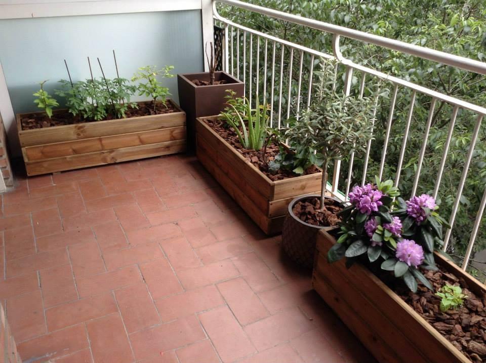 Jardineras al Autoclave
